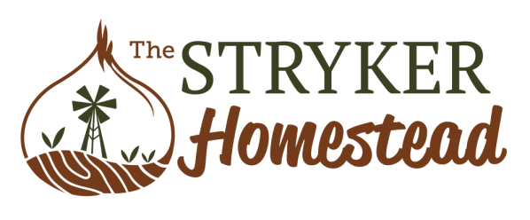 The Stryker Homestead logo